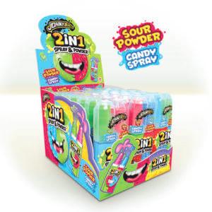 2en1 Spray & Powder