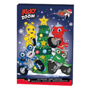 Calendrier avent Ricky Zoom
