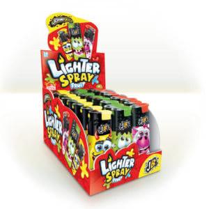 Lighter Spray