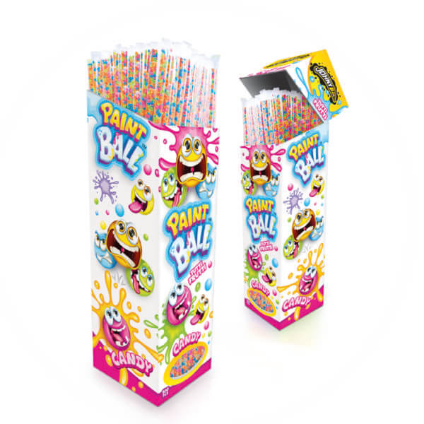 Paint Ball Candy