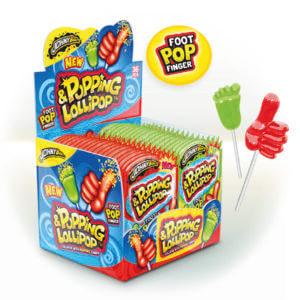 Popping&Lollipop