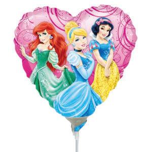 Princesses ballon