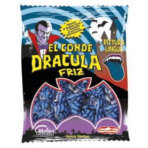 Sachet sucettes Dracula tache langue