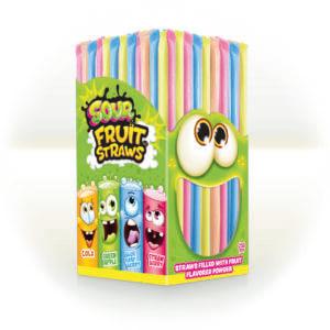 Sour Fruit Straws