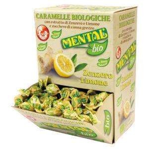 C6 bonbons Gingembre Citron