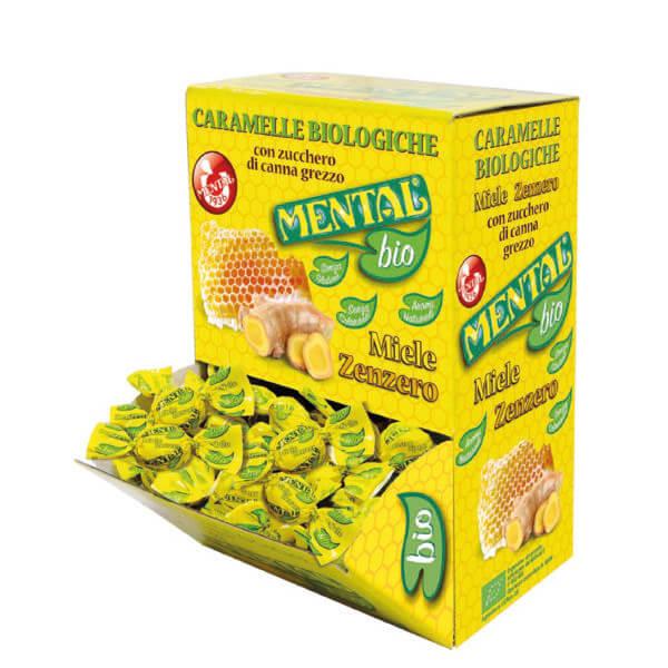 Bonbon Gingembre miel