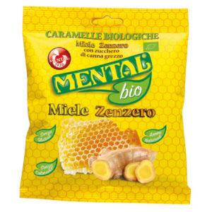 Bonbons sachet miel gingembre