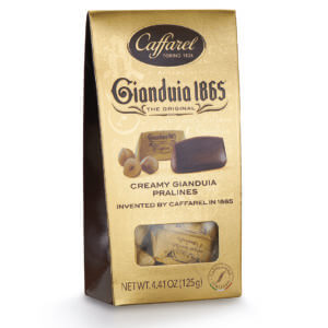 Ballotin Gianduia gold CAFFAREL