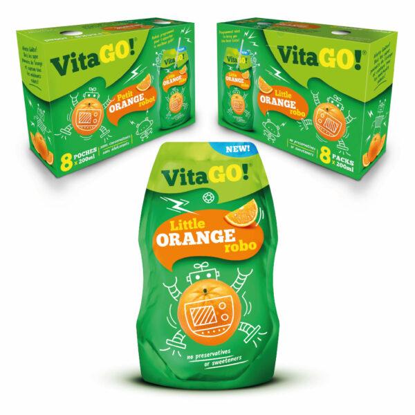 Vitago orange