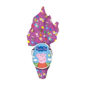 C28 OEUF FLAMME + SURPRISE PEPPA PIG