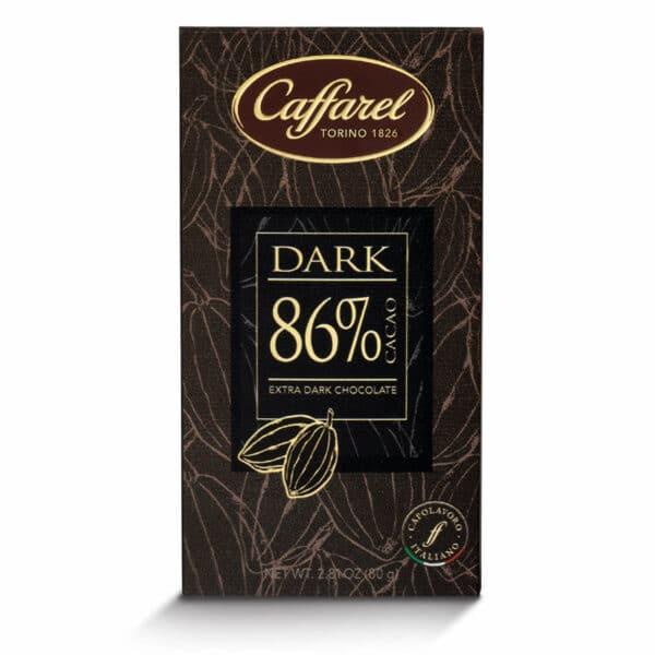 Tablette dark 86% CAFFAREL