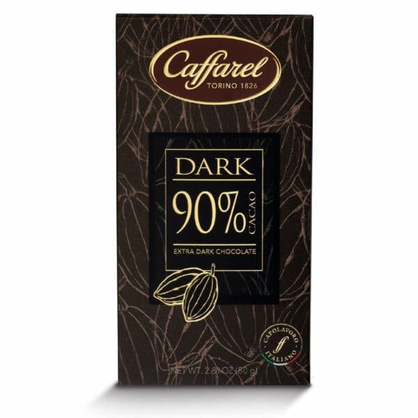 tablets dark 90% CAFFAREL