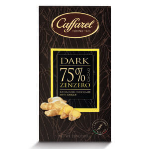 Tablette dark Gingembre CAFFAREL