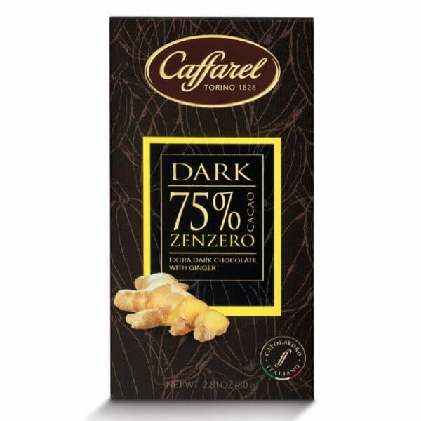 Tablette dark Gingembre CAFFAREL